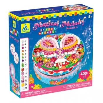 Cutie de Bijuterii cu cutiuta muzicala