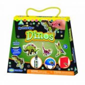 Sparkle ups dinozauri