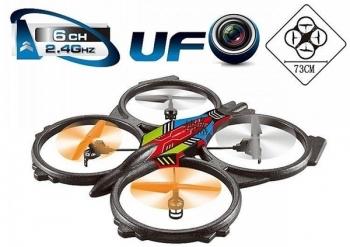 UFO + camera